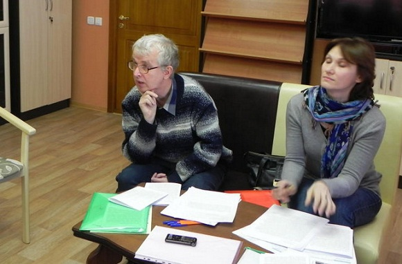 Александр Бажанов (Санди Саба) - член Жюри конкурса