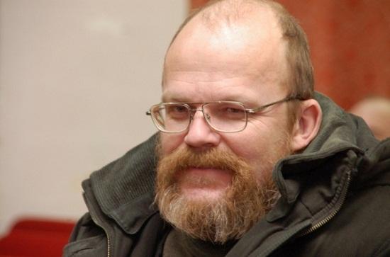 Александр Зевайкин - член Жюри конкурса