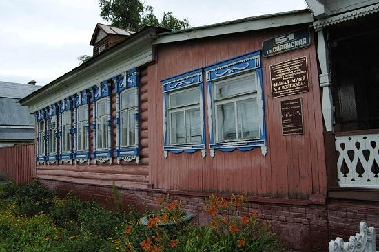 Саранск, музей Полежаева